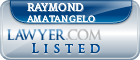 Raymond Amatangelo Lawyer Badge