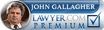 John Moran Gallagher  Lawyer Badge