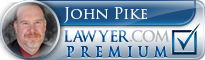 John Pike  Lawyer Badge