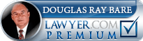 Douglas R. Bare  Lawyer Badge