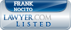 Frank Nocito Lawyer Badge