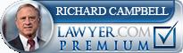 Richard L. Campbell  Lawyer Badge