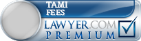 Tami Lea Fees  Lawyer Badge