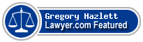 Gregory S. Hazlett  Lawyer Badge
