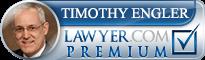 Timothy T. Engler  Lawyer Badge