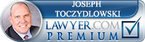 Joseph S. Toczydlowski  Lawyer Badge