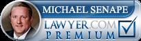 Michael B. Senape  Lawyer Badge
