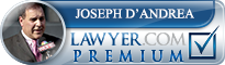 Joseph R. D'Andrea  Lawyer Badge