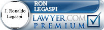 Ron Legaspi  Lawyer Badge