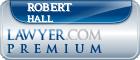 Robert Eric Hall  Lawyer Badge