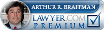 Arthur R. Braitman  Lawyer Badge