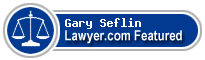 Gary Stewart Seflin  Lawyer Badge