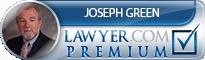 Joseph Patrick Green  Lawyer Badge