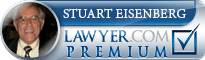 Stuart A. Eisenberg  Lawyer Badge