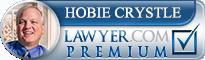 Herbert Moss Crystle  Lawyer Badge