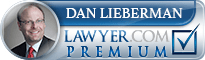 Daniel M. Lieberman  Lawyer Badge