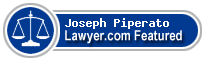 Joseph J. Piperato  Lawyer Badge