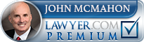 John I. McMahon  Lawyer Badge