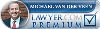 Michael T. van Der Veen  Lawyer Badge