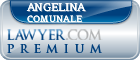 Angelina Marie Comunale  Lawyer Badge