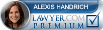 Alexis Catherine Handrich  Lawyer Badge