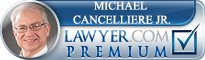 Michael A. Cancelliere  Lawyer Badge