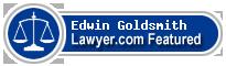 Edwin M. Goldsmith  Lawyer Badge
