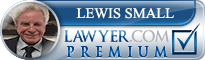 Lewis S. Small  Lawyer Badge