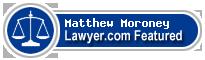 Matthew Moroney  Lawyer Badge