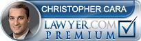 Christopher Cunningham Cara  Lawyer Badge