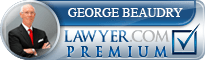 G. Ward Beaudry  Lawyer Badge