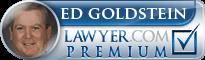 Edward W. Goldstein  Lawyer Badge