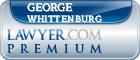 George Whittenburg  Lawyer Badge