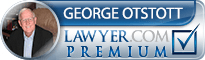 George Avery Otstott  Lawyer Badge