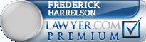 Frederick Gene Harrelson  Lawyer Badge