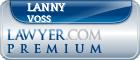 Lanny Voss  Lawyer Badge