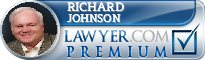 Richard P. Johnson  Lawyer Badge