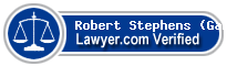 Robert Gary Stephens (Gary)  Lawyer Badge