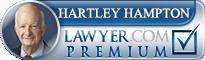 Hartley Hampton  Lawyer Badge