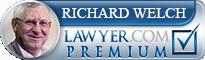 Richard L. Welch  Lawyer Badge
