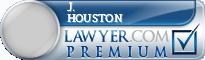 J. Steven Houston  Lawyer Badge