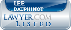 Lee Dauphinot Lawyer Badge