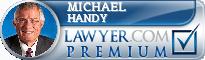 Michael Handy  Lawyer Badge