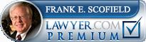Frank E. Scofield  Lawyer Badge