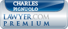 Charles Joseph Pignuolo  Lawyer Badge