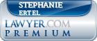 Stephanie L. Ertel  Lawyer Badge