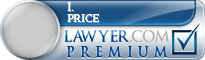 I. Richard Price  Lawyer Badge