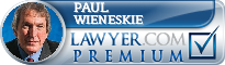Paul Francis Wieneskie  Lawyer Badge