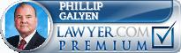 Phillip W. Galyen  Lawyer Badge