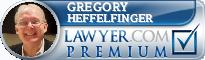 Gregory G. Heffelfinger  Lawyer Badge